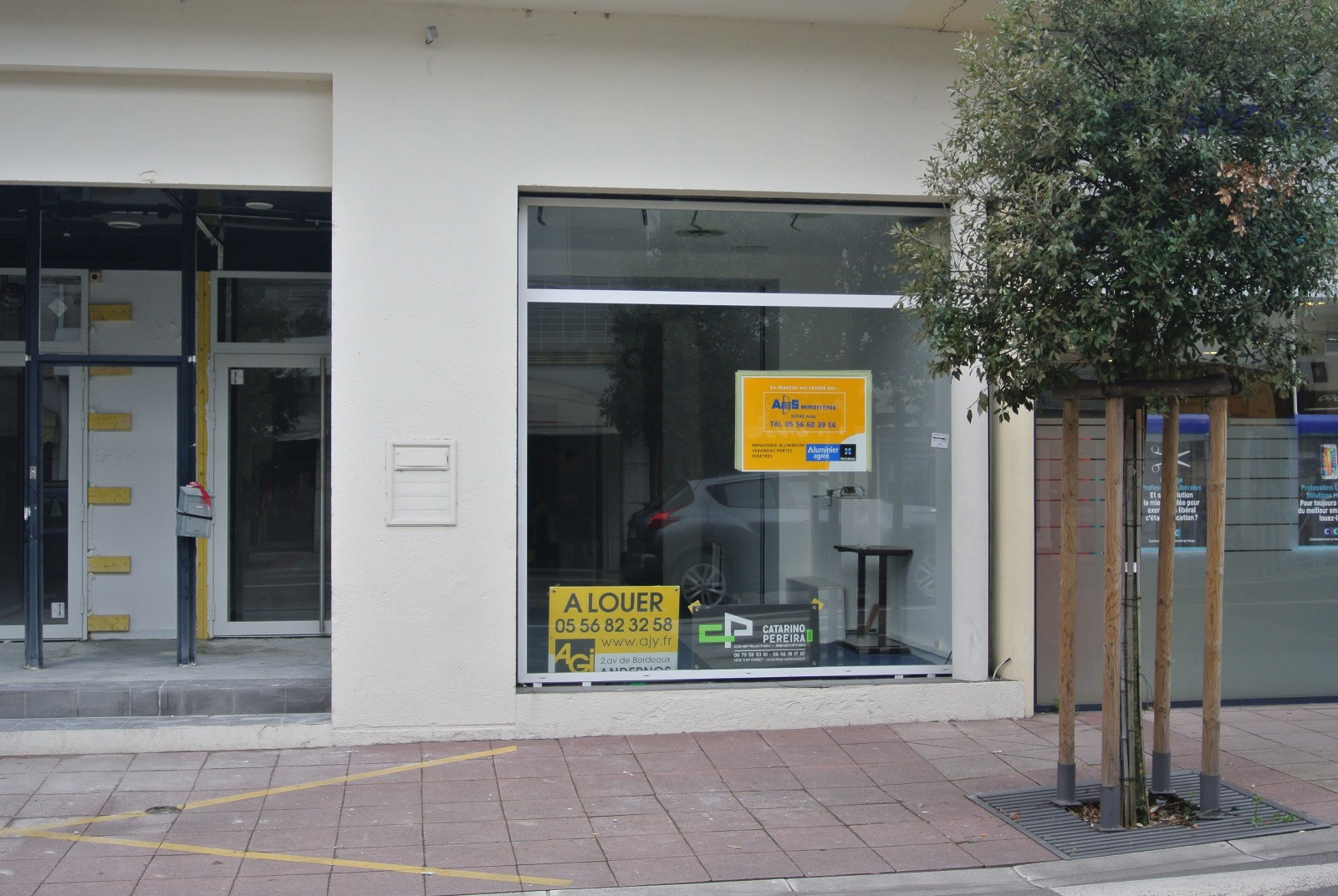 Location Immobilier Professionnel Local commercial Andernos les bains (33510)